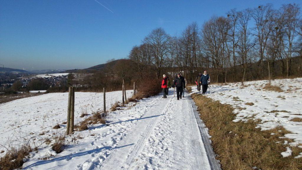 Blick vom Lindenberg Richtung Laufach